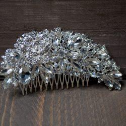 Haarkam kristal