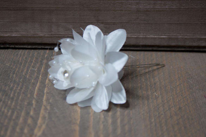 Steekspeld bloem