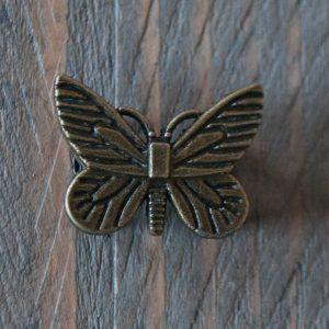 Vlinder brons