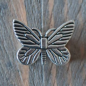 Vlinder zilver